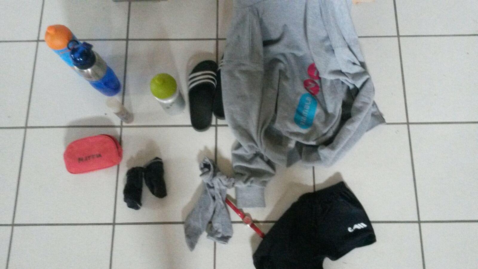 Diese Gegenstände wurden nach dem Wettkampf gefunden. Falls jemand seine Sachen wiedererkennt, bitte bei Marco Danuser, 076 343 63 09, melden. Besten Dank!